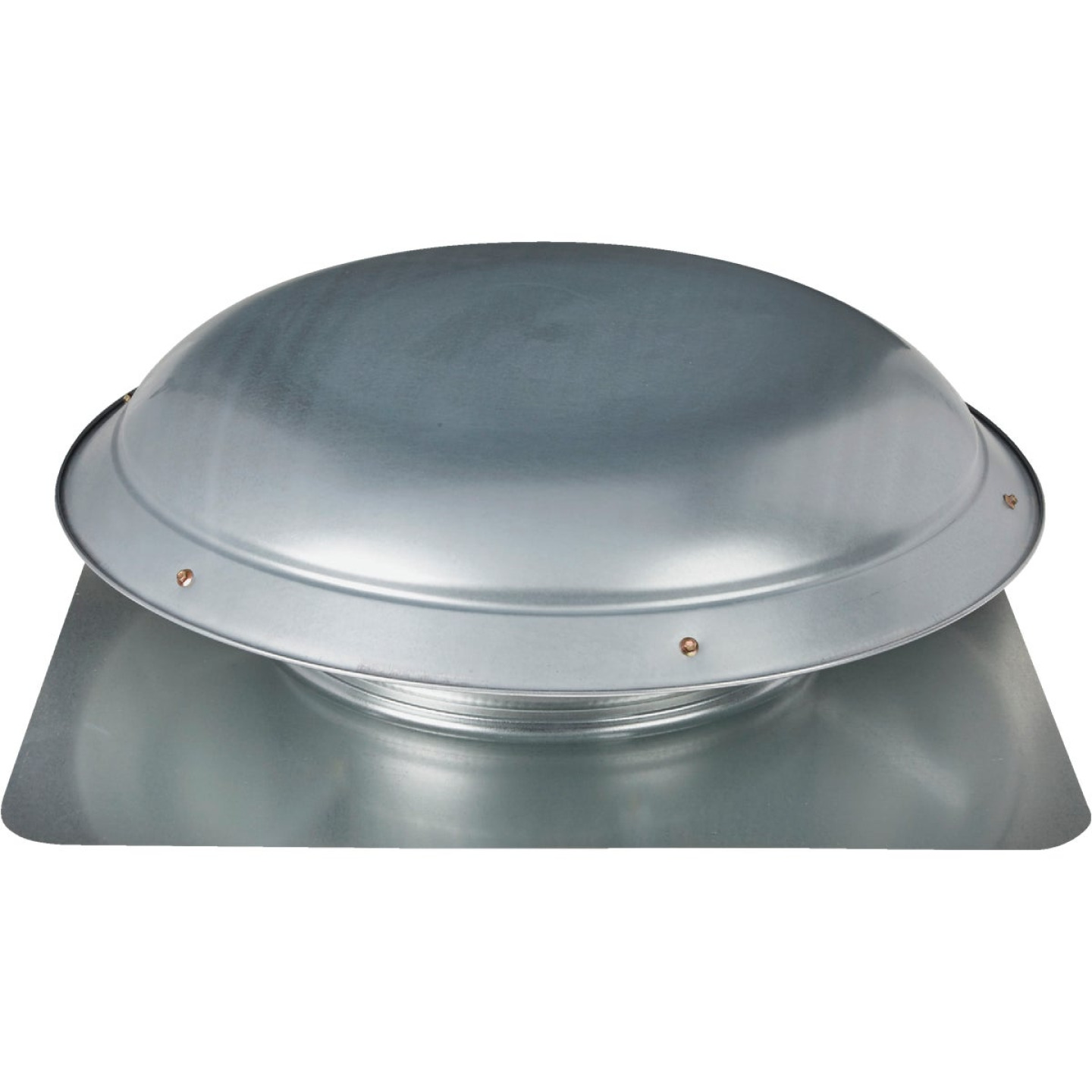 Ventamatic 1080 CFM Galvanized Steel Power Roof Mount Attic Vent Mill Image 1