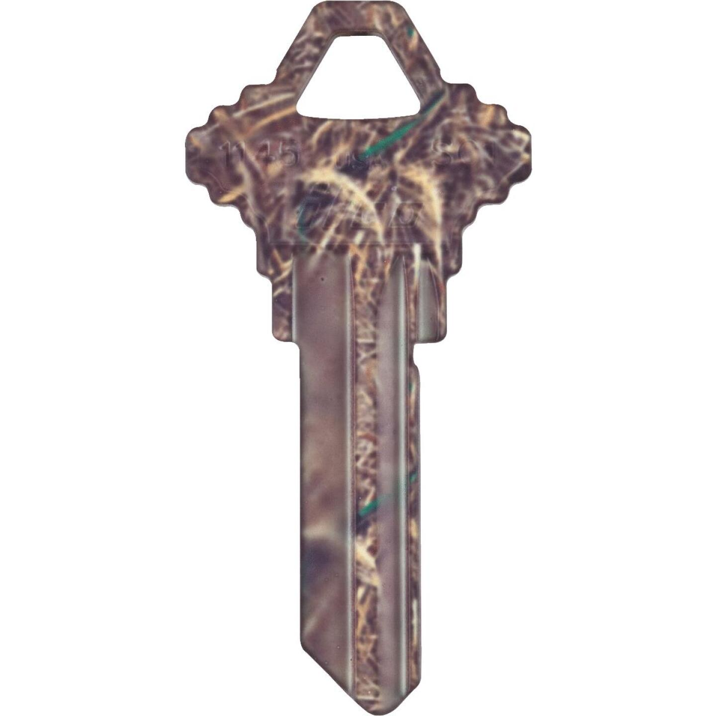 ILCO Schlage Realtree Camo Design Decorative Key, SC1  Image 1