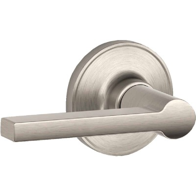 Dexter Solstice Satin Nickel Passage Door Lever
