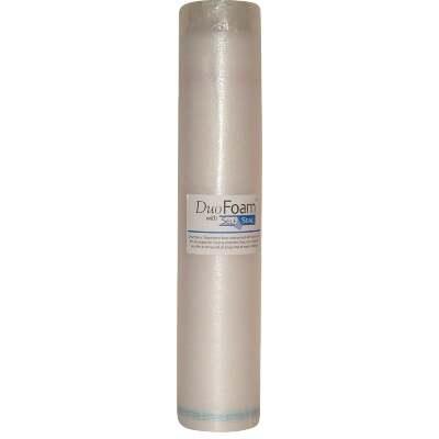 DuoFoam 40 In. W x 30.3 Ft. L Self-Seal Underlayment, 100 Sq. Ft./Roll