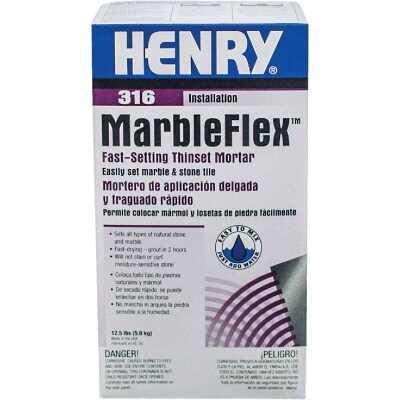 Henry Marbleflex 12-1/2 Lb. White Mortar Mix