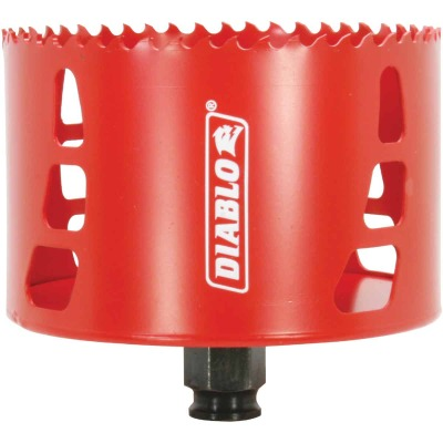 Diablo 4 In. Bi-Metal Hole Saw