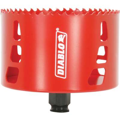 Diablo 4-1/8 In. Bi-Metal Hole Saw