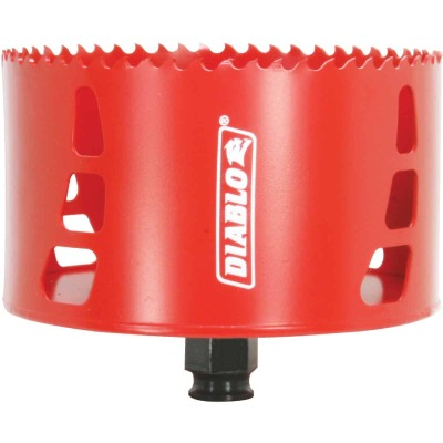 Diablo 4-1/2 In. Bi-Metal Hole Saw