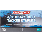 Channellock No. 11 Power Crown Hammer Tacker Staple, 3/8 In. (5000-Pack) Image 2