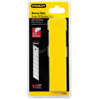 Stanley QuickPoint 25mm 7-Point Snap-Off Knife Blade (10-Pack) Image 1
