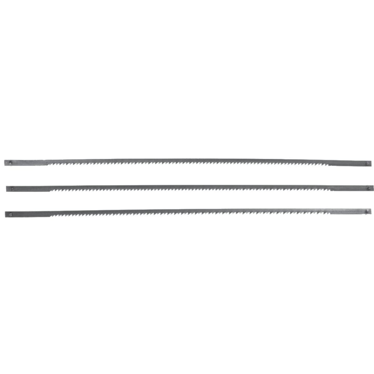 Irwin 6-1/2 In. 17 TPI Coping Saw Blade (3-Pack) Image 1