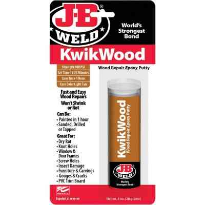 J-B Weld 1 Oz. KwikWood Epoxy