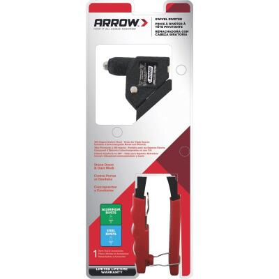 Arrow Swivel Head Rivet Tool