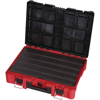Milwaukee PACKOUT Tool Case with Foam Insert, ONE-KEY Compatible