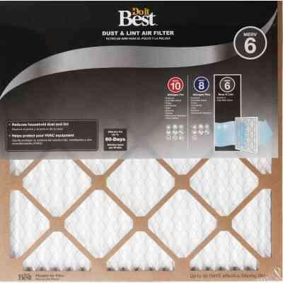 Do it Best 24 In. x 30 In. x 1 In. Dust & Lint MERV 6 Furnace Filter