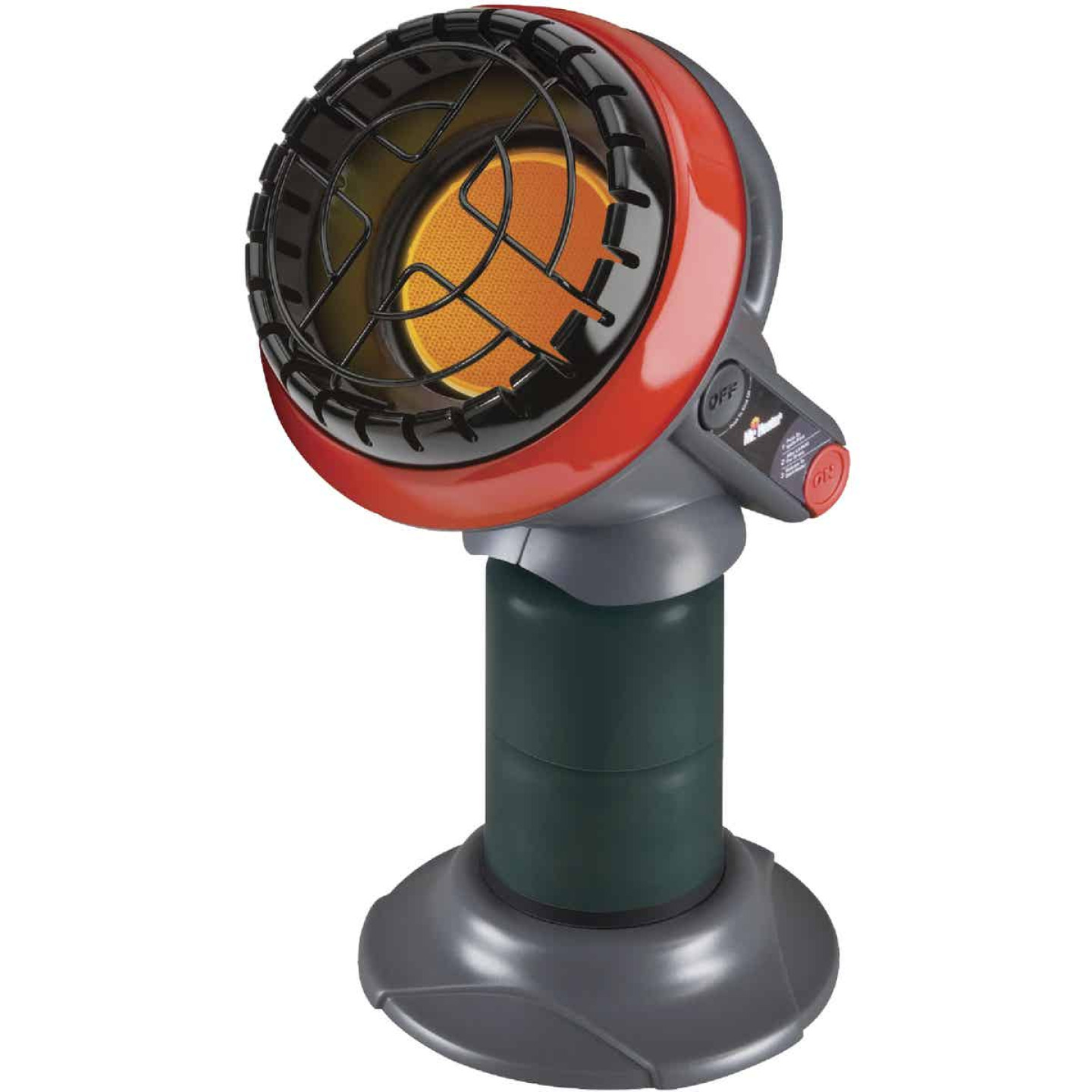 MR. HEATER 3800 BTU Radiant Little Buddy Propane Heater Image 1
