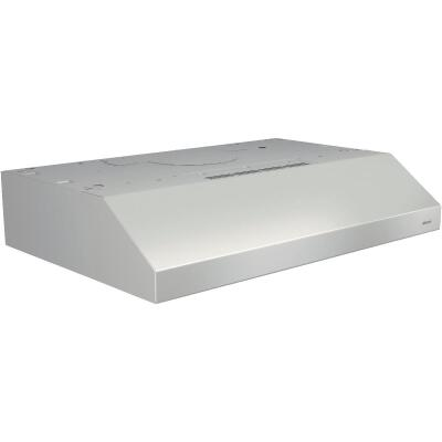 Broan Glacier 30 In. Convertible Bisque Range Hood