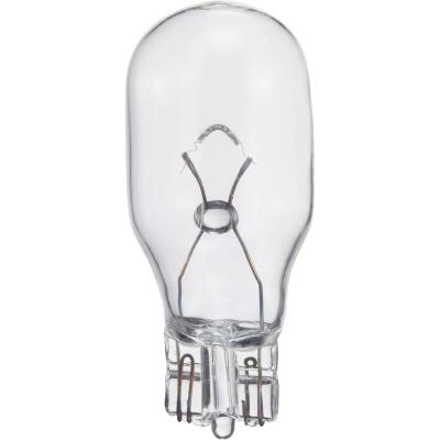 Philips 11W Clear Wedge T5 Incandescent Special Purpose Light Bulb (4-Pack)