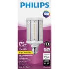 Philips TrueForce 55W Clear Corn Cob Mogul Base LED High-Intensity Light Bulb Image 2
