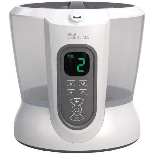 AirCare Essentials Duet 1.2 Gal. Capacity 700 Sq. Ft. Warm/Cool Mist Ultrasonic Humidifier