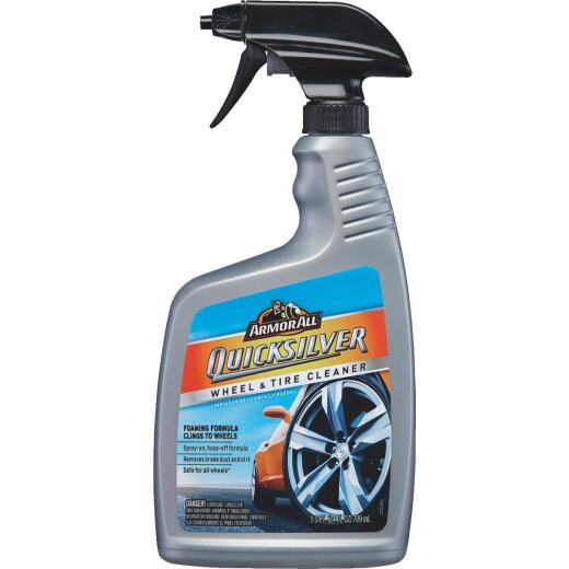 Armor All Quicksilver 24 oz Trigger Spray Wheel Cleaner