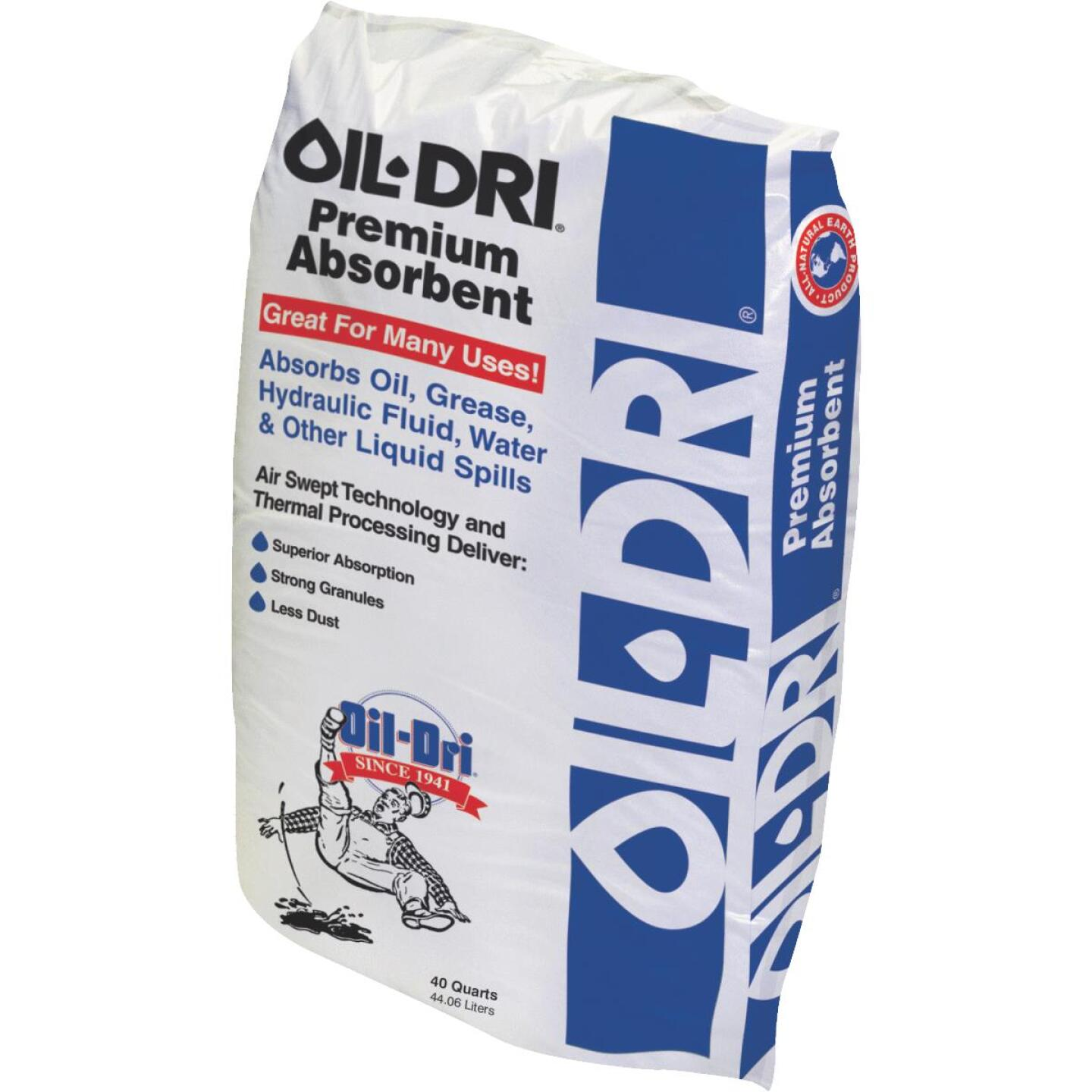 Oil Dri 43 Lb. Industrial Oil Absorbent Image 1