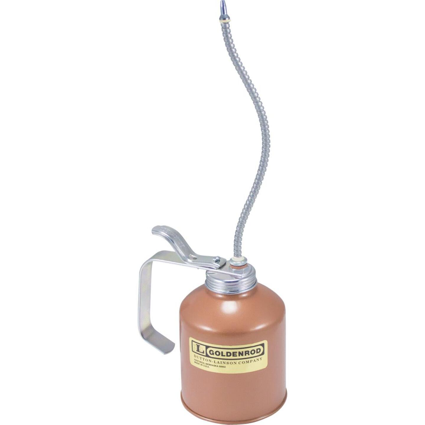 Goldenrod 16 Oz. Pump Oiler with 8 In. Flexible Spout Image 1