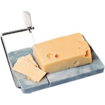 Norpro 5 In. W. Marble Cheese Slicer