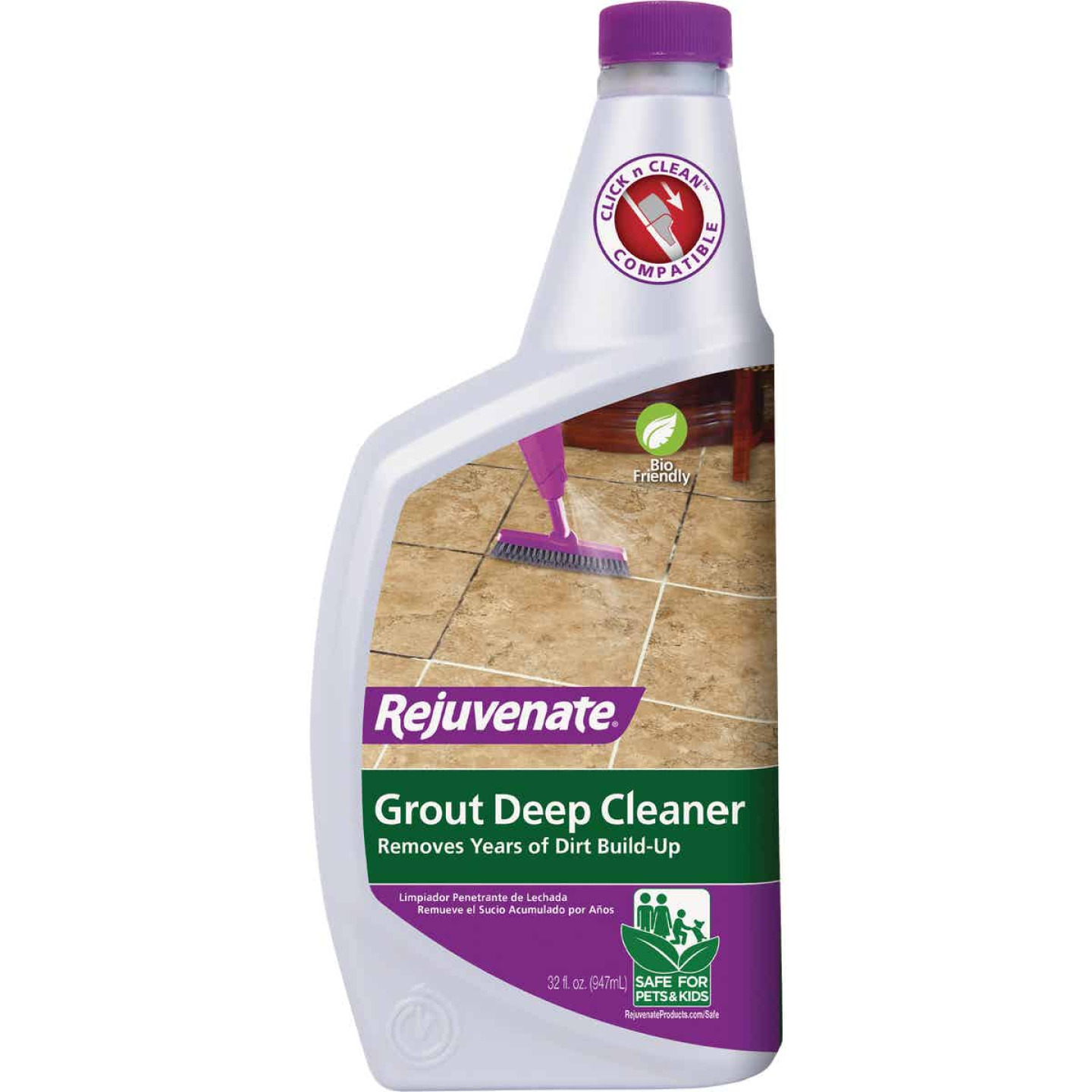 Rejuvenate 32 Oz. Deep Grout Cleaner Image 1