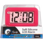 La Crosse Technology Silicon LCD Battery Operated Alarm Clock Image 4