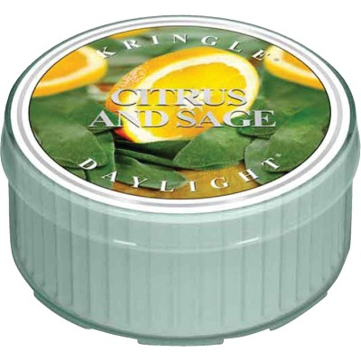Kringle Candle Country Candle Citrus & Sage Daylight Candle