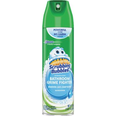 Scrubbing Bubbles 20 Oz. Disinfectant Penetrating Foam Bathroom Cleaner