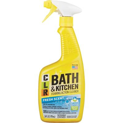 CLR 26 Oz. Fresh Scent Brilliant Bath Foaming Action Cleaner
