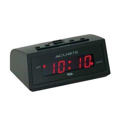 AcuRite Challenger Electric Alarm Clock