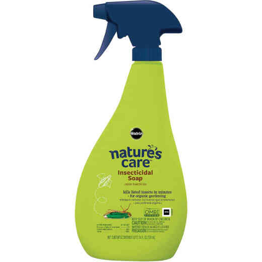 Miracle-Gro Nature's Care 24 Oz. Ready To Use Trigger Spray Insecticidal Soap Insect Killer