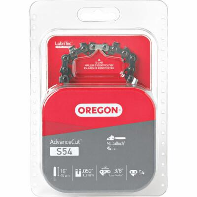 Oregon S54 16 In. Chainsaw Chain