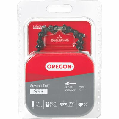 Oregon S53 14 In. Chainsaw Chain