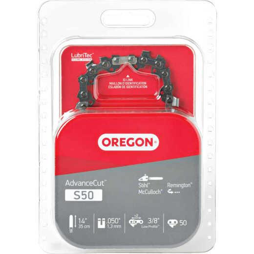 Oregon AdvanceCut S50 14 In. Chainsaw Chain