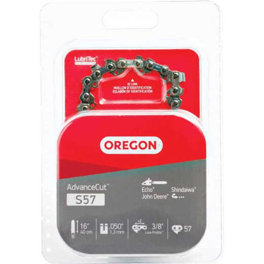 Oregon AdvanceCut S57 16 In. Chainsaw Chain