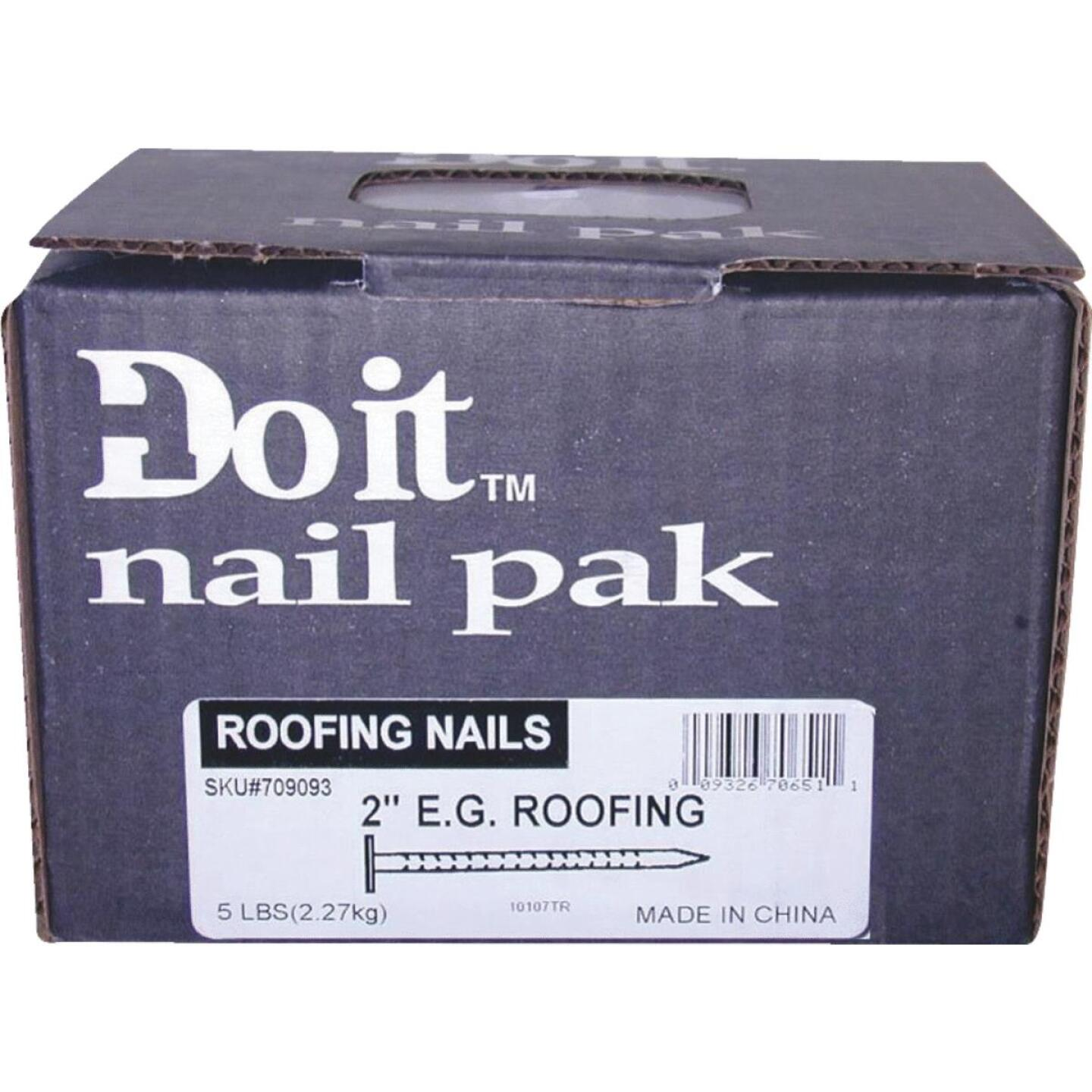 Do it 2 In. 11 ga Electrogalvanized Roofing Nails (720 Ct., 5 Lb.) Image 2