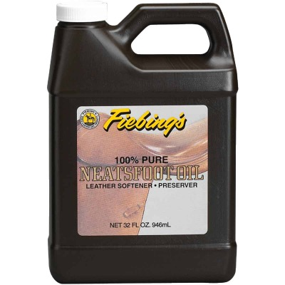 Fiebing's 32 Oz. Neatsfoot Oil Leather Care Conditioner