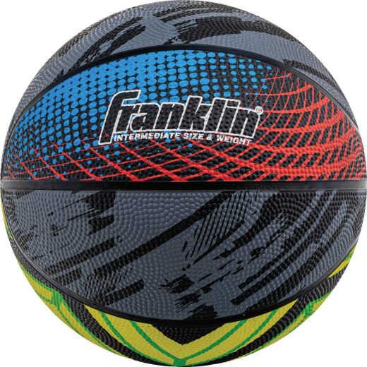 Franklin Indoor/Outdoor Mystic Series Basketball Official Intermediate Size