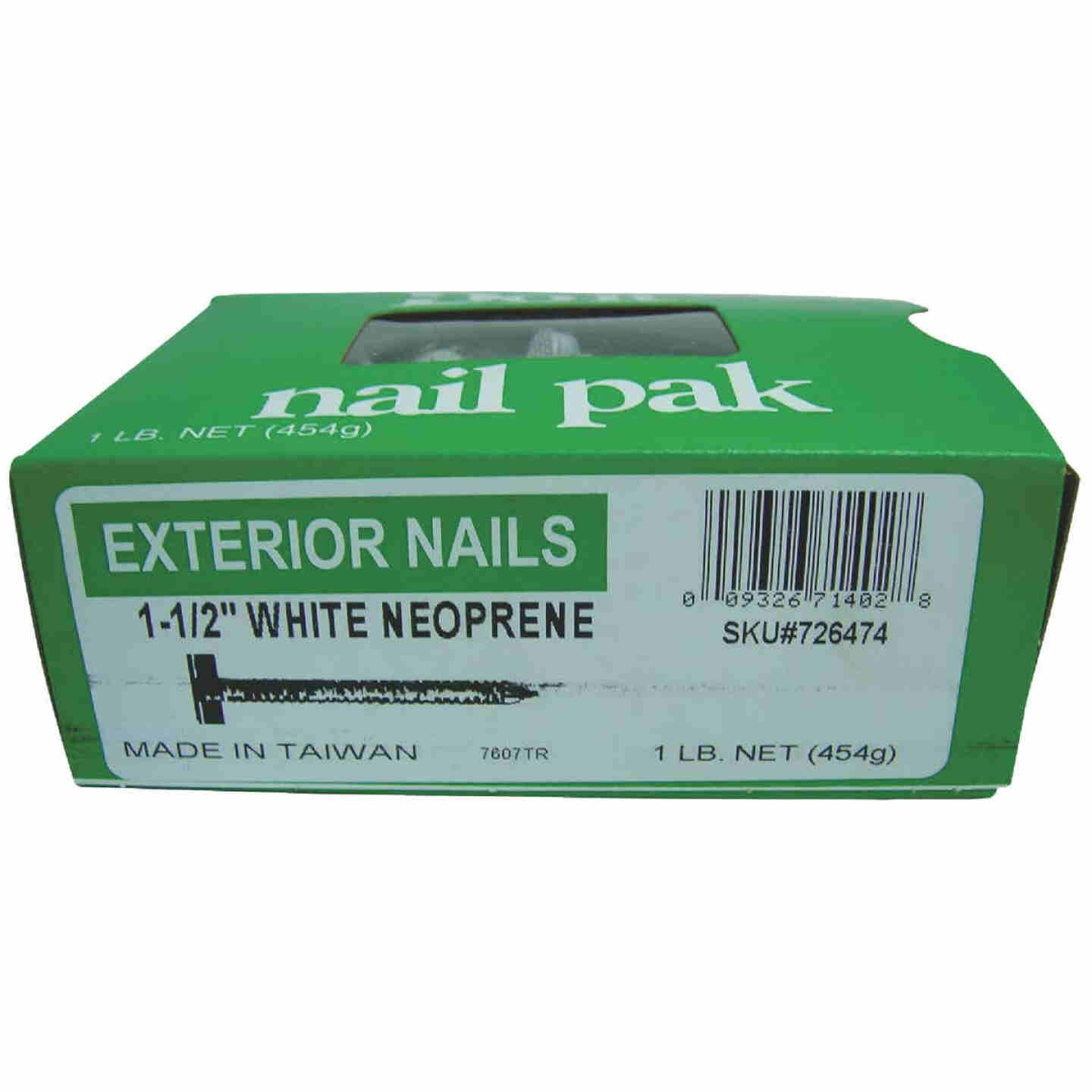 Do it 1-1/2 In. 10 ga Hot Galvanized Roofing Nails (107 Ct., 1 Lb.). Image 2
