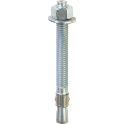 Red Head 1/2 In. x 7 In. Zinc Wedge Anchor Bolt
