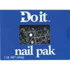 Do it 1-1/4 In. 12-1/2 ga Bright Ring Shank Underlayment Flooring Nails (345 Ct., 1 Lb.) Image 3