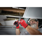 Milwaukee Men's XL Nitrile Coated Cut Level 3 Work Glove Image 2