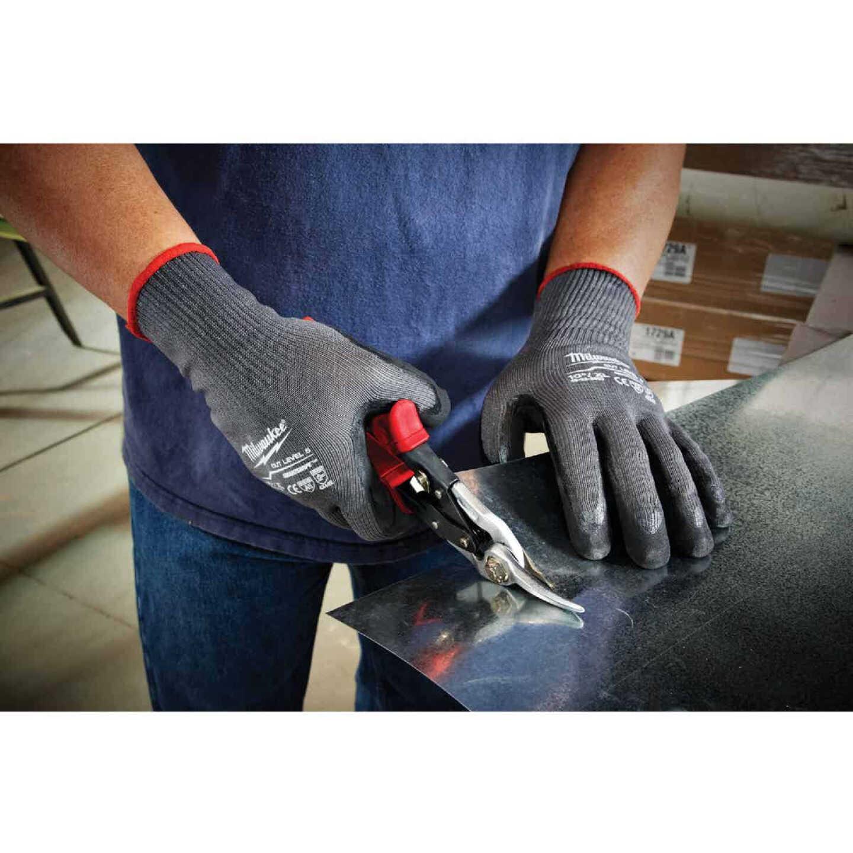 Milwaukee Unisex Large Nitrile Coated Cut Level 5 Work Glove Image 2