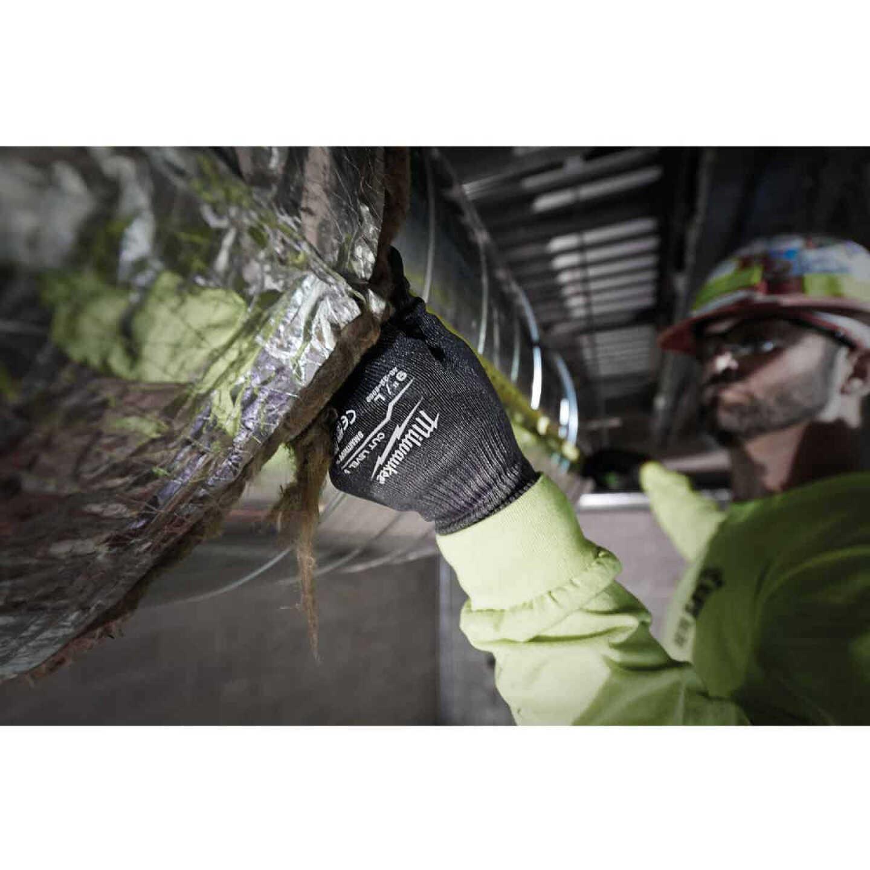 Milwaukee Unisex Large Nitrile Coated Cut Level 5 Work Glove Image 4