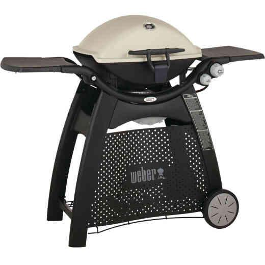 Weber Q 3200 2-Burner Black 21,700-BTU LP Gas Grill
