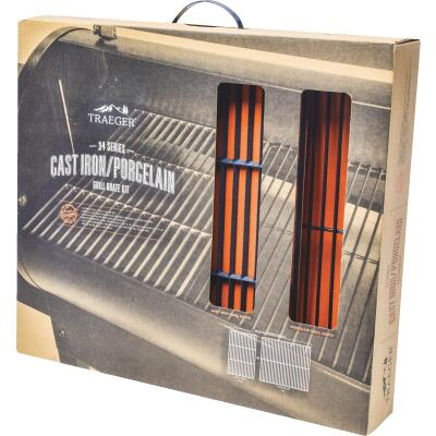Traeger 34 Series Grill Grate Kit (2-Piece)