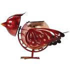 Outdoor Expressions 6 In. W.x 7.5 In. H. x 10 In. D. Bird Solar Light Image 7