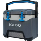Igloo BMX 25, 37 Can Cooler, Carbonite & Ash Gray Image 1