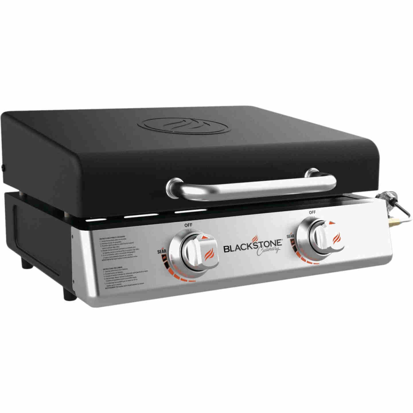 Blackstone 339 Sq. In. Table Top Gas Griddle Image 1