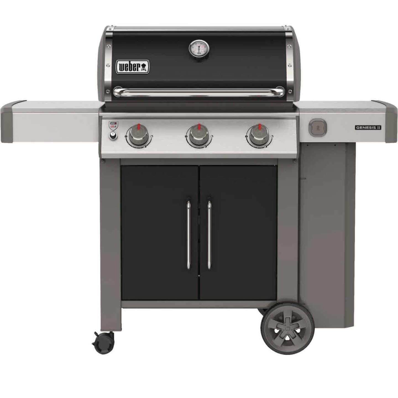 Weber Genesis II E-315 3-Burner Black 39,000 BTU LP Gas Grill Image 1